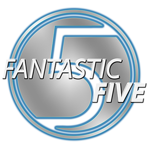 Fantastic 5 New Logo